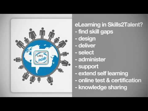 Talent Capital Management Cloud Software  - Skills2Talent