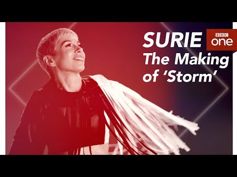 SuRie shares the making of 'Storm' - Eurovision 2018 - BBC One