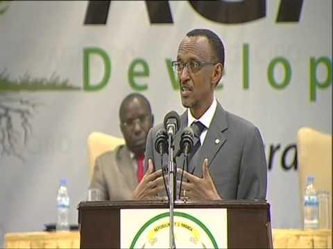 President Kagame launches Agaciro Development Fund- Kigali, 23 August 2012