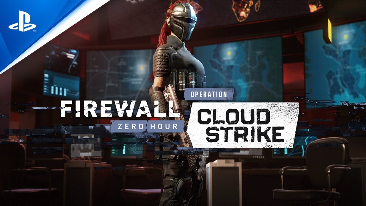 Firewall Zero Hour - Tráiler Operation Cloud Strike