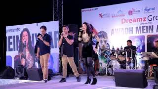 Live Performance Lae Dooba Aiyaary Song By Palak Muchhal At Lucknow Powered By Dreamz Group