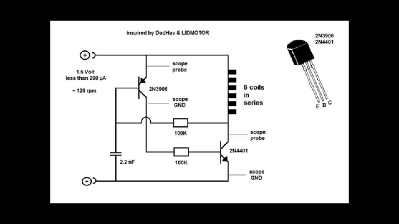 Motor Generator Circuit Bedini Schematic Free Circuits Gt 5 3w Amplifier With Surround System L36272 Nextgr