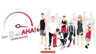 Team Toyota: die gemeinsamen Werte von Team Deutschland (Paralympics) und Toyota
