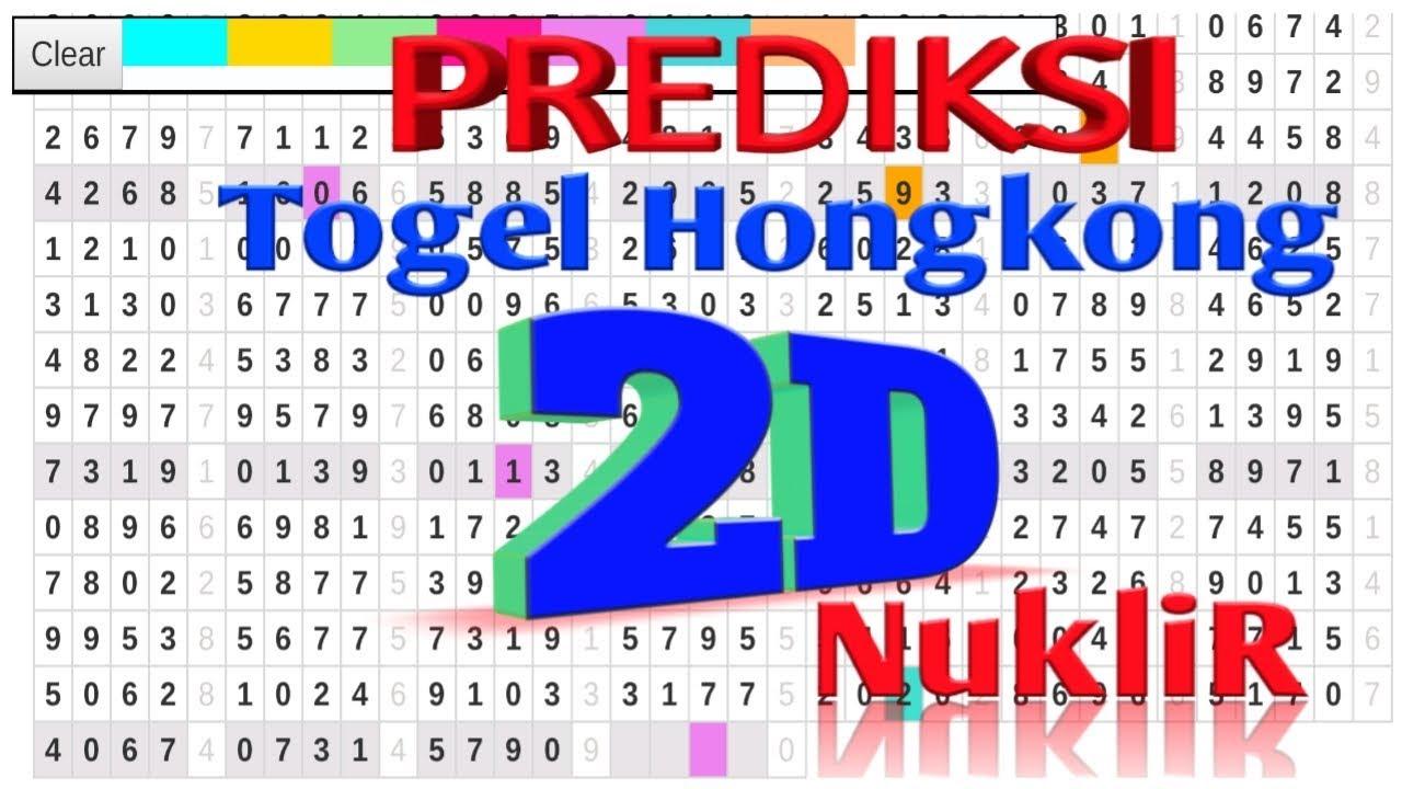 daftar togel malam ini hongkong