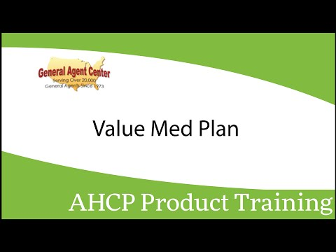 General Agent Center | Value Med Plans