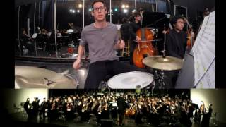 Video Sing Sing Sing - Drum Cover - Orchestra Style Cover - LIVE! download MP3, 3GP, MP4, WEBM, AVI, FLV Oktober 2017