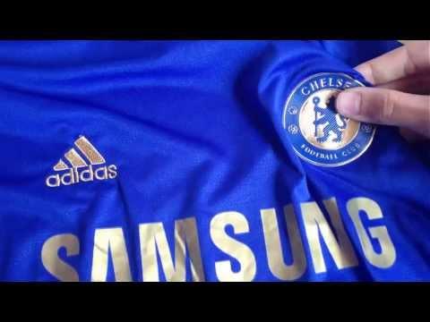 Chelsea Camisa Manga Larga Colombia