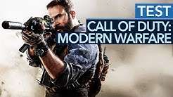 Call of Duty: Modern Warfare im Test/Review mit Multiplayer & Kampagne