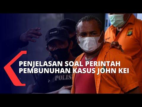 Soal Perintah Pembunuhan, Ini Penjelasan Lengkap dari Kuasa Hukum John Kei