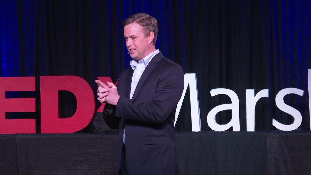 Rebuilding the Appalachian Economy from the Ground Up | Brandon Dennison | TEDxMarshallU