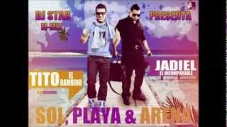 Sol, Playa & Arena - El Mixtape - [DJ STAR M-MIX]