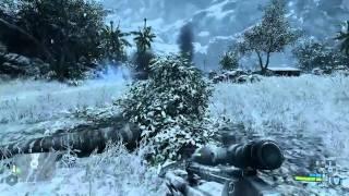 [HD] Crysis Warhead Playthrough Delta - Adapt or Perish - Part 2/2