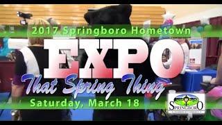 2017 Springboro Hometown Expo