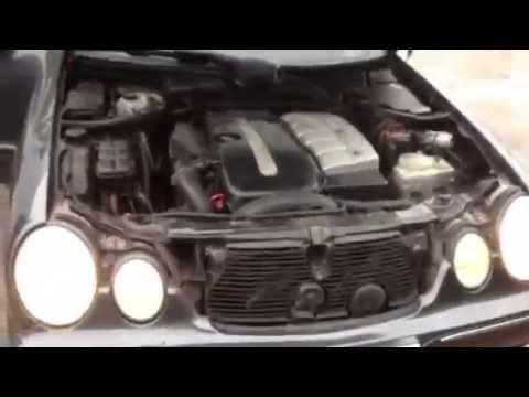 Запчасти Mercedes W210
