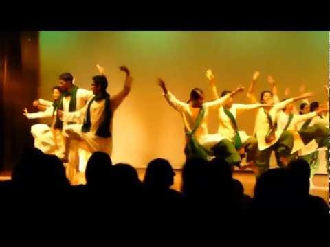 Pakistani Bhangra UN Night 2012
