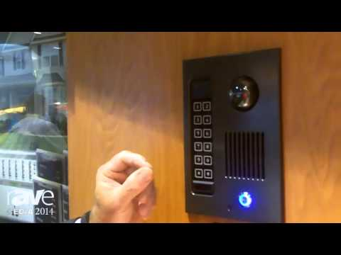 CEDIA 2014: Channel Vision Showcases SIK Elite Series IP Intercom, SI Series Intercom With Camera