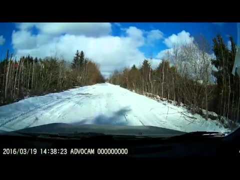 Магистральная дорога в Пупышево