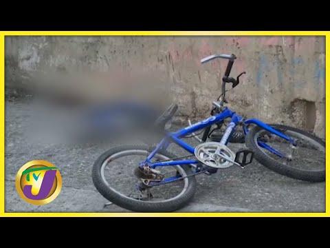 Boy Shot in Arnett Gardens Jamaica   TVJ News - July 15 2021