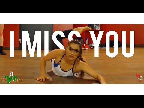 Clean Bandit ft. Julia Michaels - I miss you | Choreography with Erica Klein