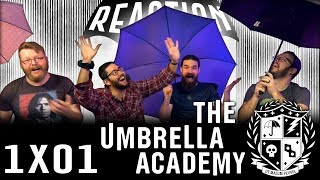 Umbrella Academy Reactions