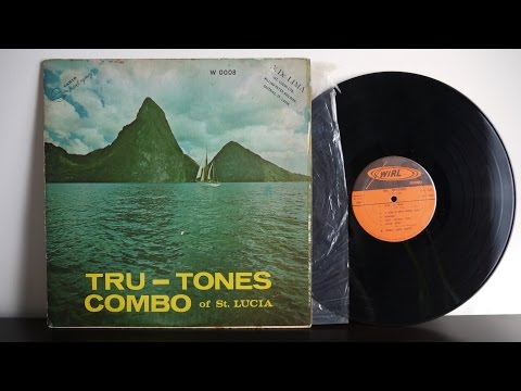 Tru - Tones Combo Of St. Lucia (1968) - Jazz Guitar Saint Lucia Jazz, Guitar, Funk, Island Soul