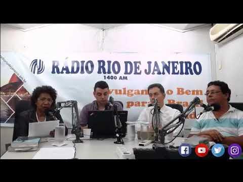 DEBATE NA RIO 07.05.2018