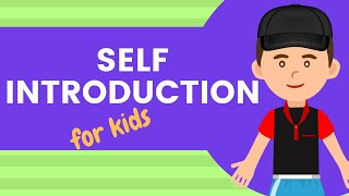 SELF INTRODUCTION | H๐w to Introduce Yourself in English- for kids
