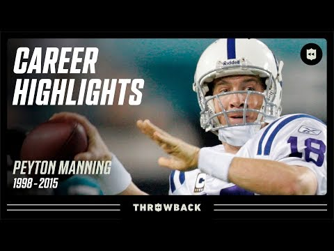 "Peyton Manning ""The Sheriff"" Career Highlights! 