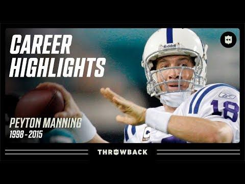 [NFL Throwback] Peyton Manning