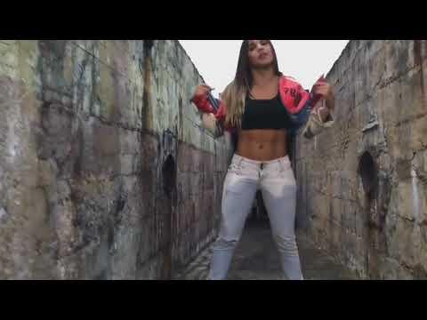 El Baile Del Bom Bom - Funk Brasilero - Dj maquina Video Remix rmx
