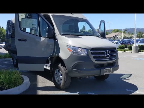 2020 Mercedes-Benz Sprinter Cargo Van Pleasanton, Walnut ...