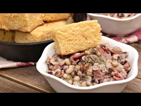 Southern Style Black Eyed Peas Recipe Divas Can Cook