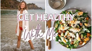 GET HEALTHY WITH ME #1- New workout & Changes for gut health!