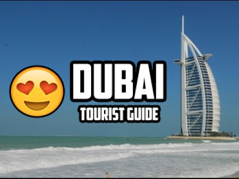 I LOVE DUBAI - Tourist guide: Burj Khalifa, Gold Souks, Supercars and more!