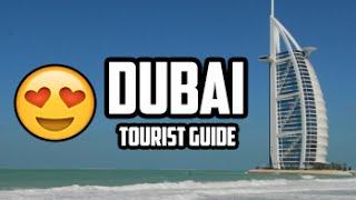 I LOVE DUBAI - Tourist guide: Burj Khalifa, Gold Souks, Supercars and more!