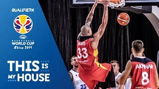 Estonia v Germany - Highlights - FIBA Basketball World Cup 2019 - European Qualifiers