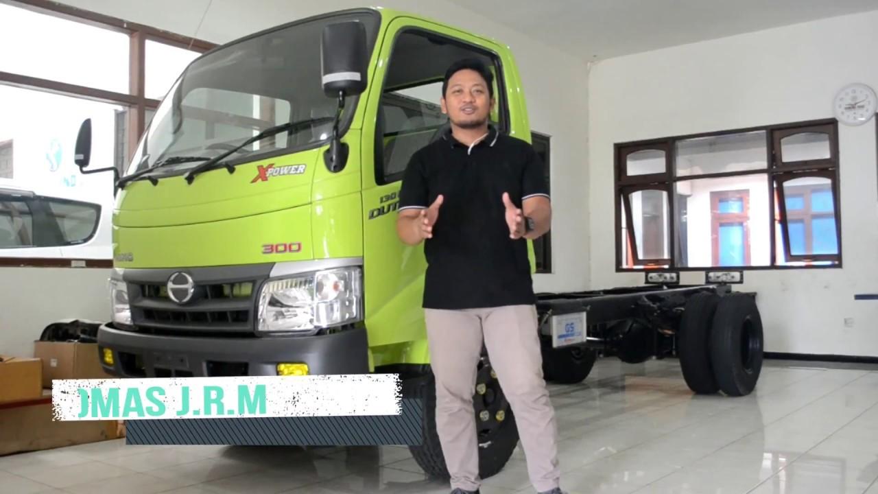 Review Hino Dutro 130 HD STD 6 4 2017