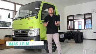 Hino Dutro 130 HD X-Power