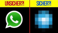 7 mobile Messenger Apps und ihre Sicherheit im NETZ!