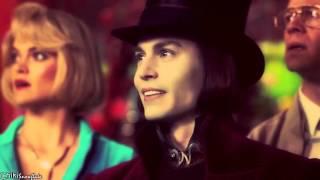 Willy Wonka (Johnny Depp) ~ Mr. Wonderful