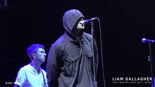 LIAM GALLAGHER - Soul Love @ Live Forever Long 2017, SEOUL