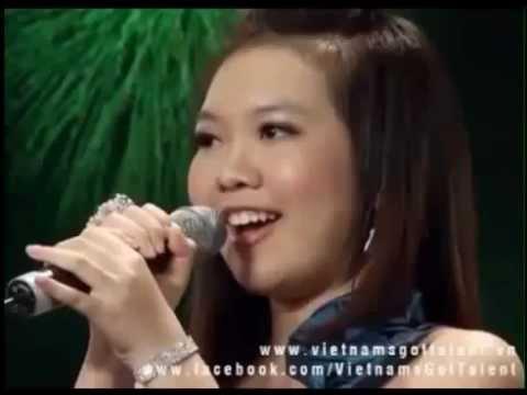 Nàng Ngọ Lỡ Bước Quỳnh Anh VN Got Talent~ Vãi Ngọ