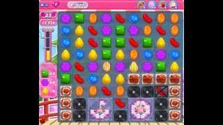 Candy Crush Saga Level 377 - No Boosters