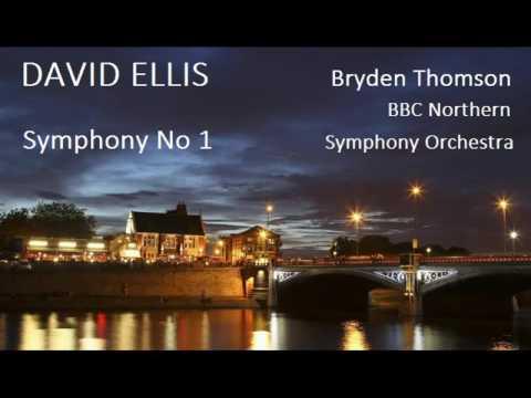David Ellis: Symphony No 1 [Thomson-BBC NSO] premiere