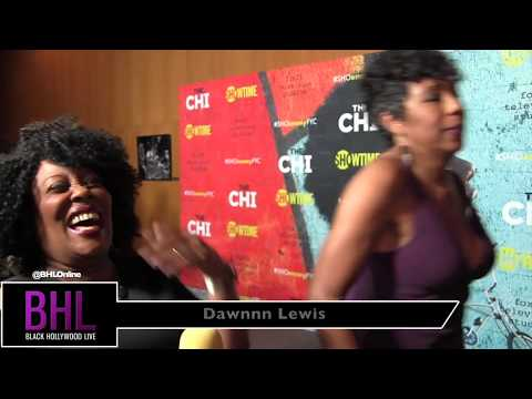 Dawnn Lewis Loves Chicago Being a Character in The Chi