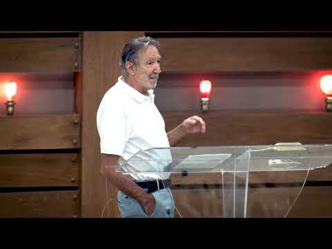 Pastor Carlos Nanetti   Familia La Roca