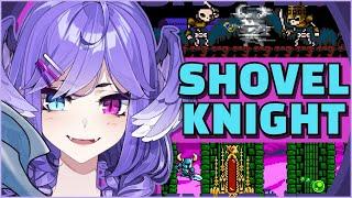 【SHOVEL KNIGHT】dig a tunnel【NIJISANJI EN | Selen Tatsuki】