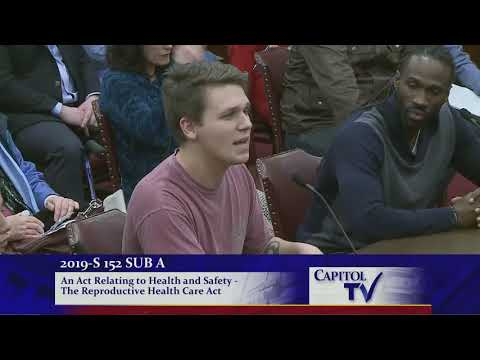 Young Man DESTROYS The Pro-Choice Argument in 5 MINUTES