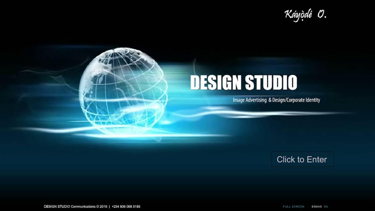 Design Studio Montage Youtube