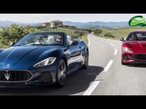 Sport Car 2018 Maserati Granturismo Convertible Review In English In  Interior In Exterior Car Speed